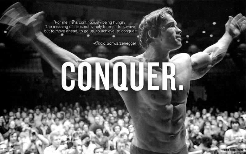 Conquer quote #1