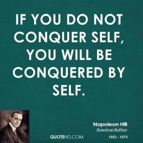 Conquered quote #3