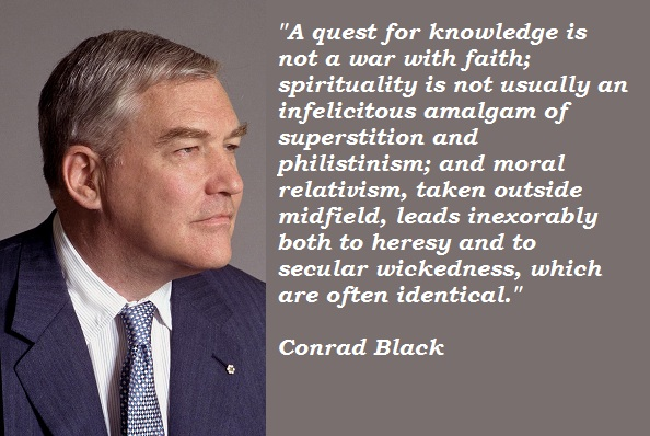 Conrad Black's quote #5