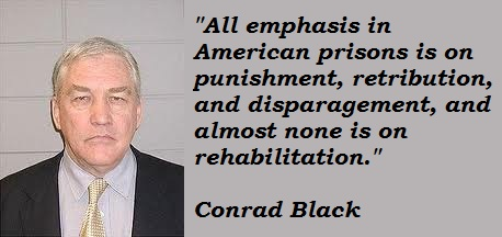 Conrad Black's quote #1