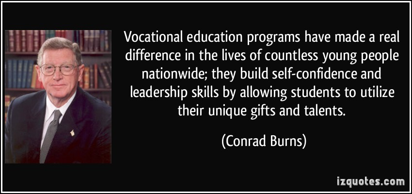 Conrad Burns's quote #2