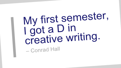 Conrad Hall's quote #1