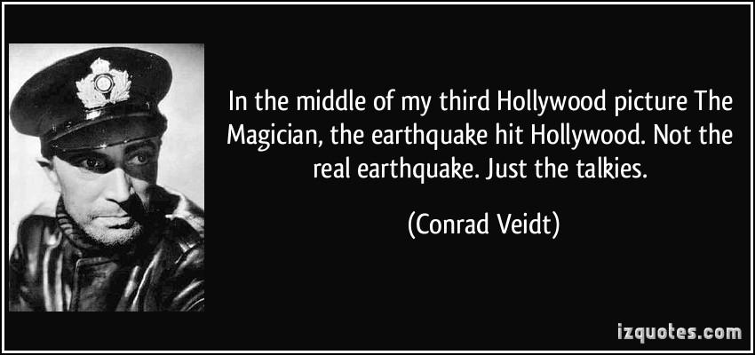 Conrad Veidt's quote #8
