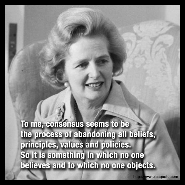 Consensus quote #3