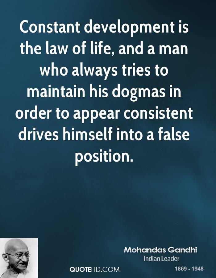Consistent quote #2