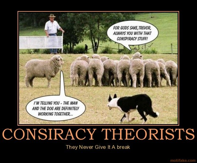 Conspirators quote #1