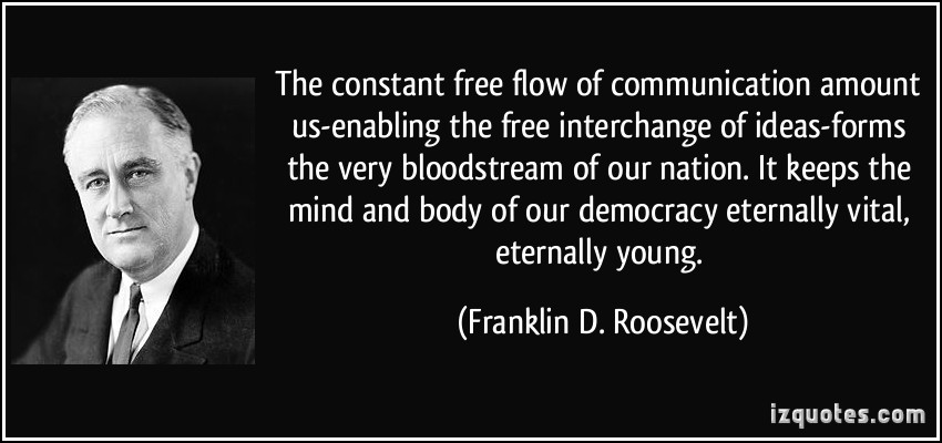 Constant Flow quote #1