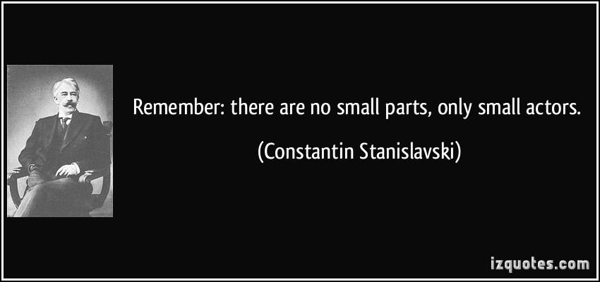 Constantin Stanislavski's quote #2