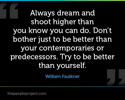 Contemporaries quote #2