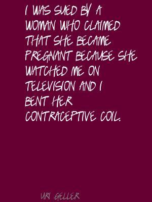 Contraceptive quote #2