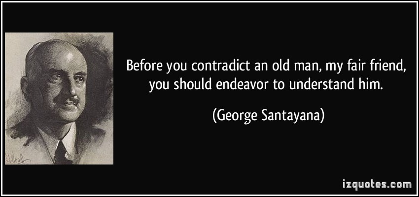 Contradict quote #1