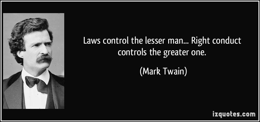Controls quote #4