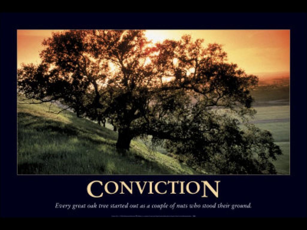 Conviction quote #1