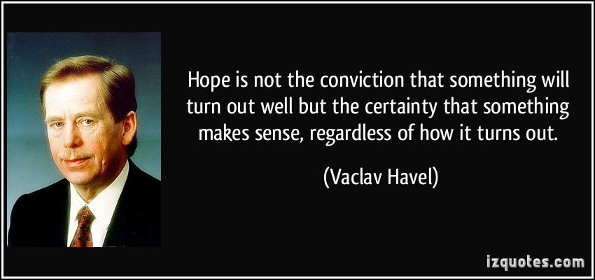 Conviction quote #2
