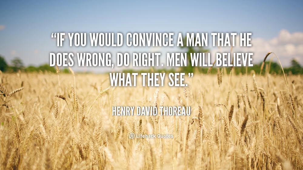 Convince quote #7