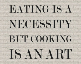 Cookery quote #1