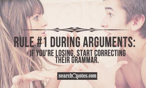 Correcting quote #1