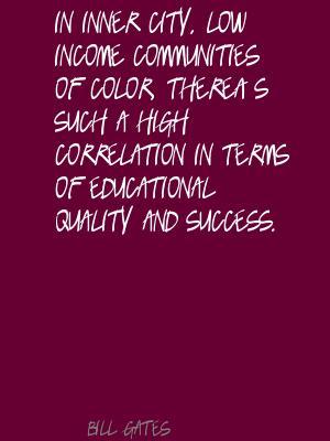 Correlation quote #2