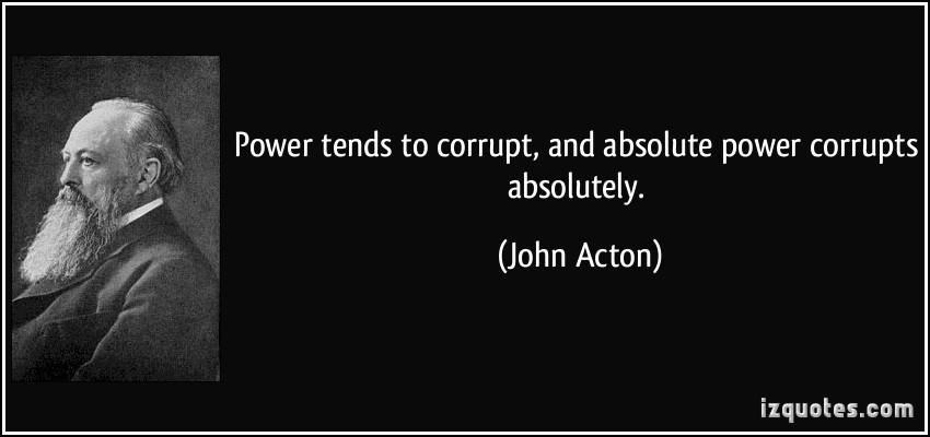 Corrupts quote #4