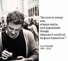 Cory Monteith's quote #3