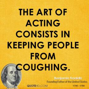 Coughing quote #1