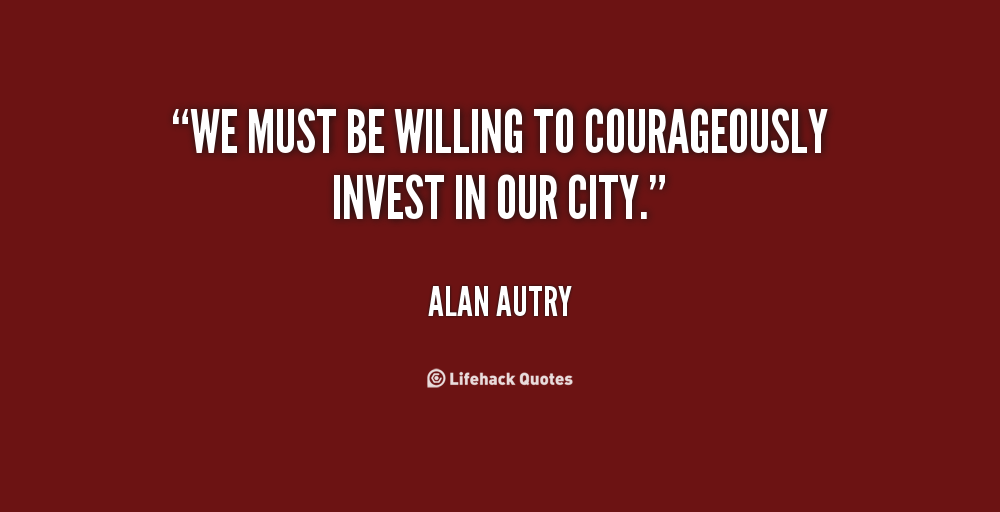 Courageously quote #1