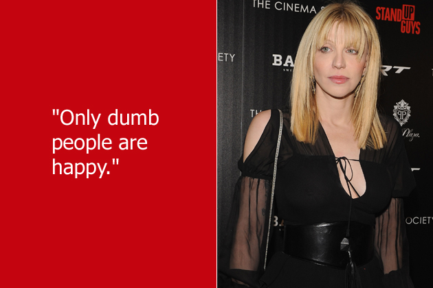 Courtney Love quote #2