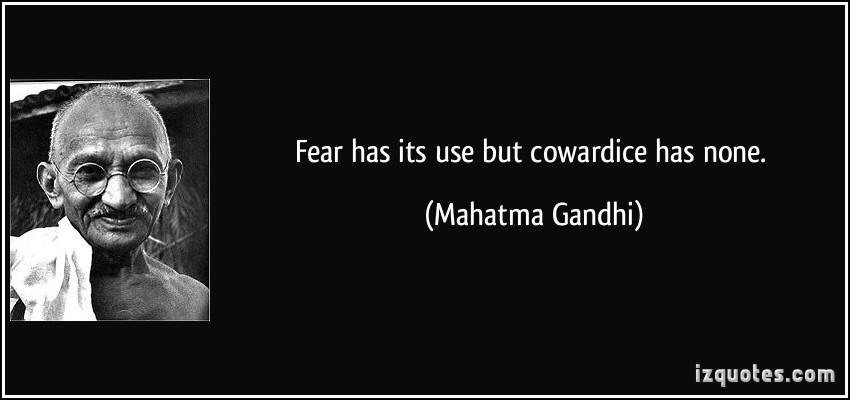 Cowardice quote #4