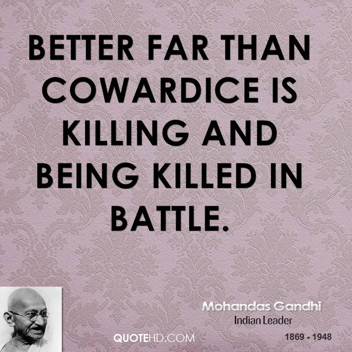 Cowardice quote #5