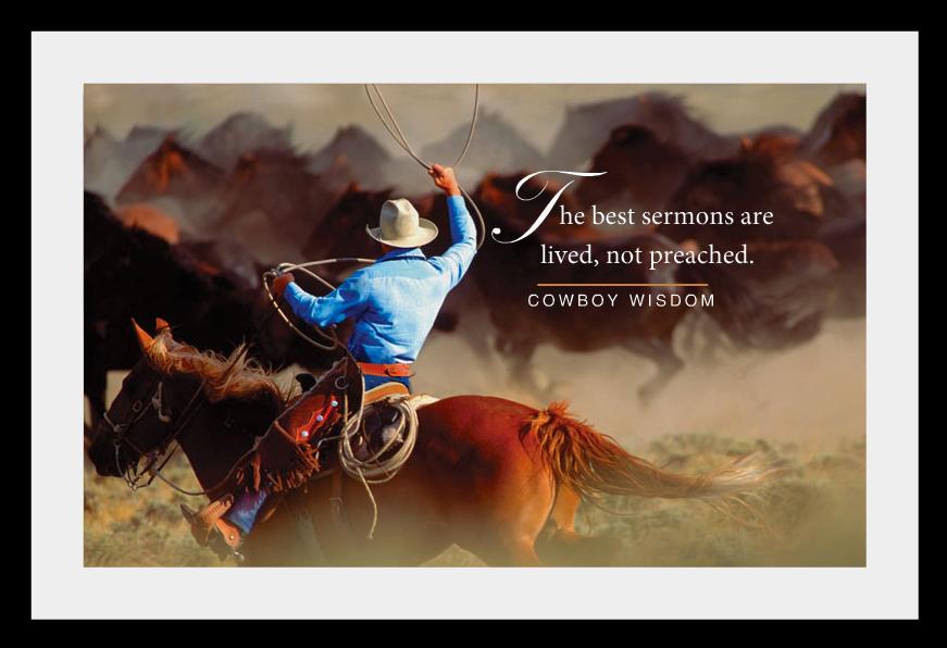 Cowboy quote #2