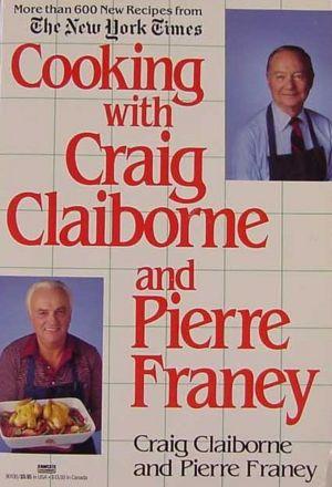 Craig Claiborne's quote #1