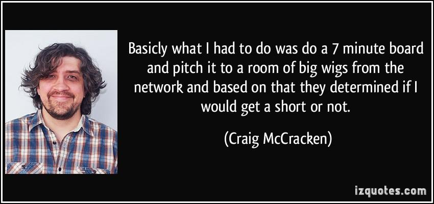 Craig McCracken's quote #2