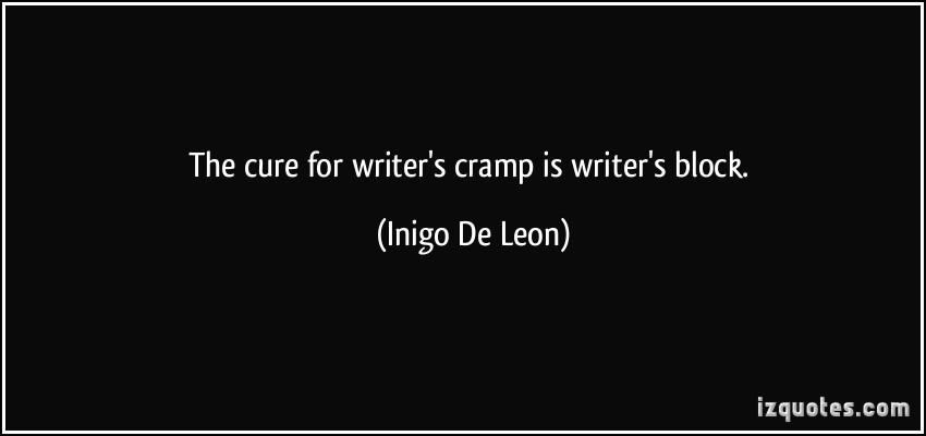Cramp quote #1