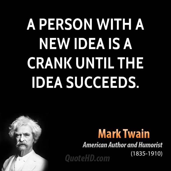 Crank quote #1