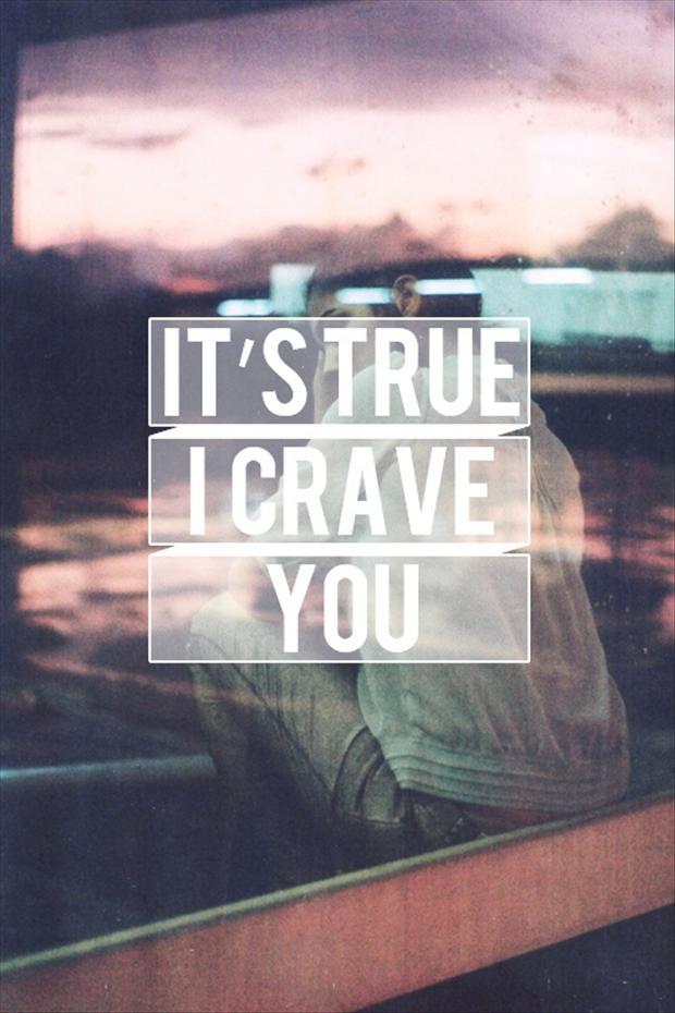 Crave quote #1