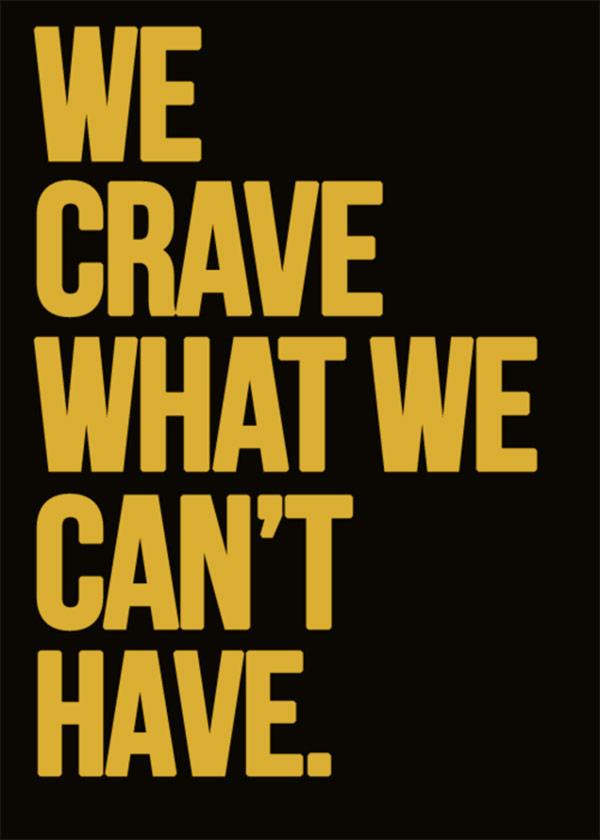 Crave quote #5