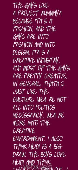 Creative Environment quote #1