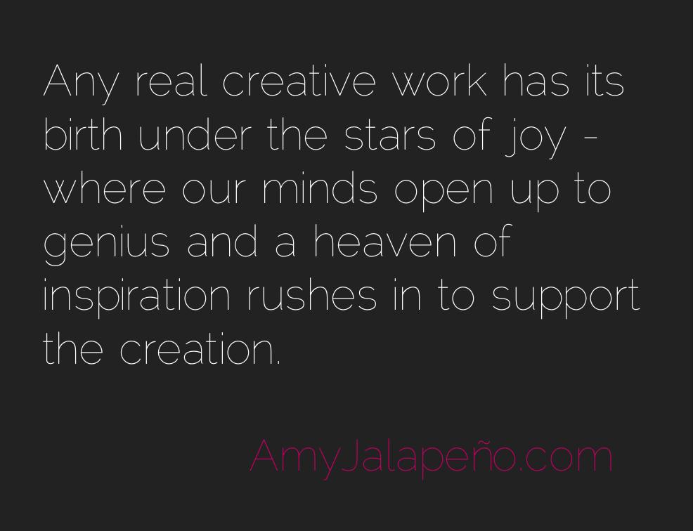 Creative Genius quote #1
