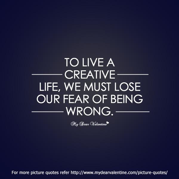Creative Life quote #2