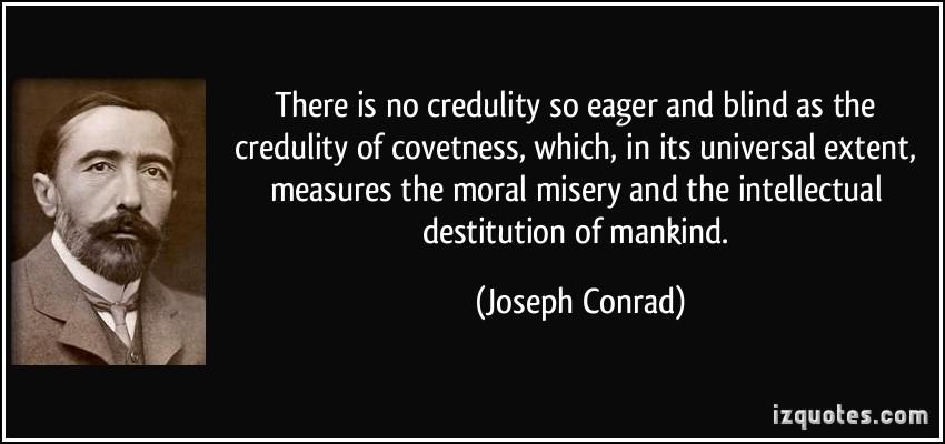 Credulity quote #1