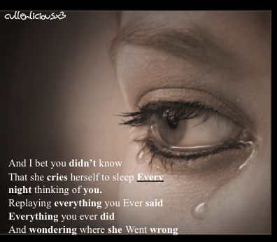 Cries quote #1
