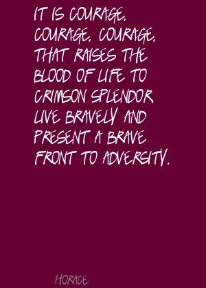 Crimson quote #2