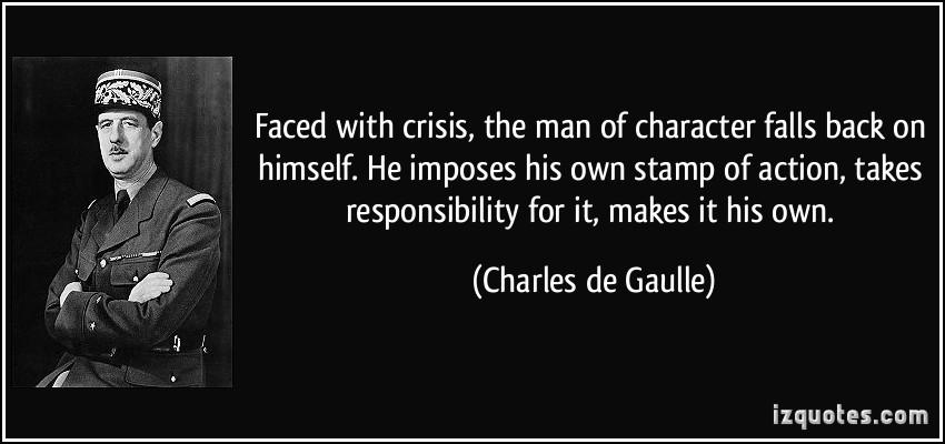 Crisis quote #2