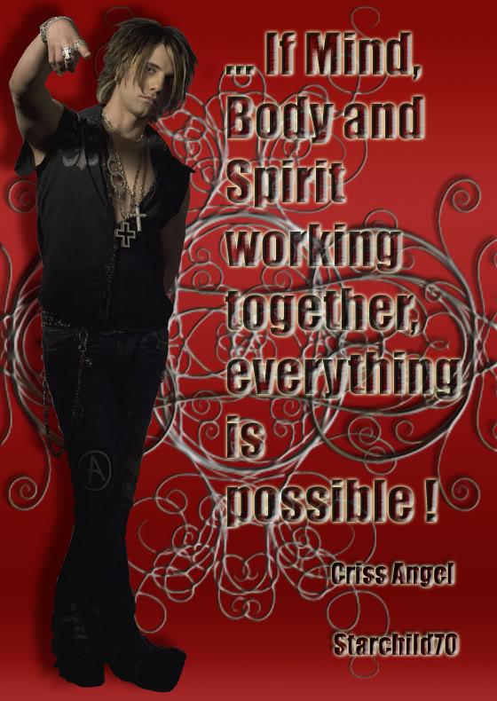 Criss Angel's quote #2