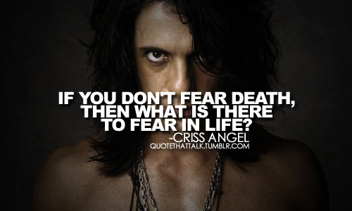 Criss Angel's quote #6