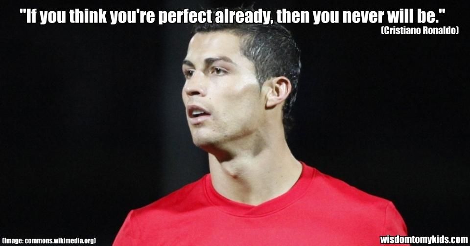 Cristiano Ronaldo's quote #2