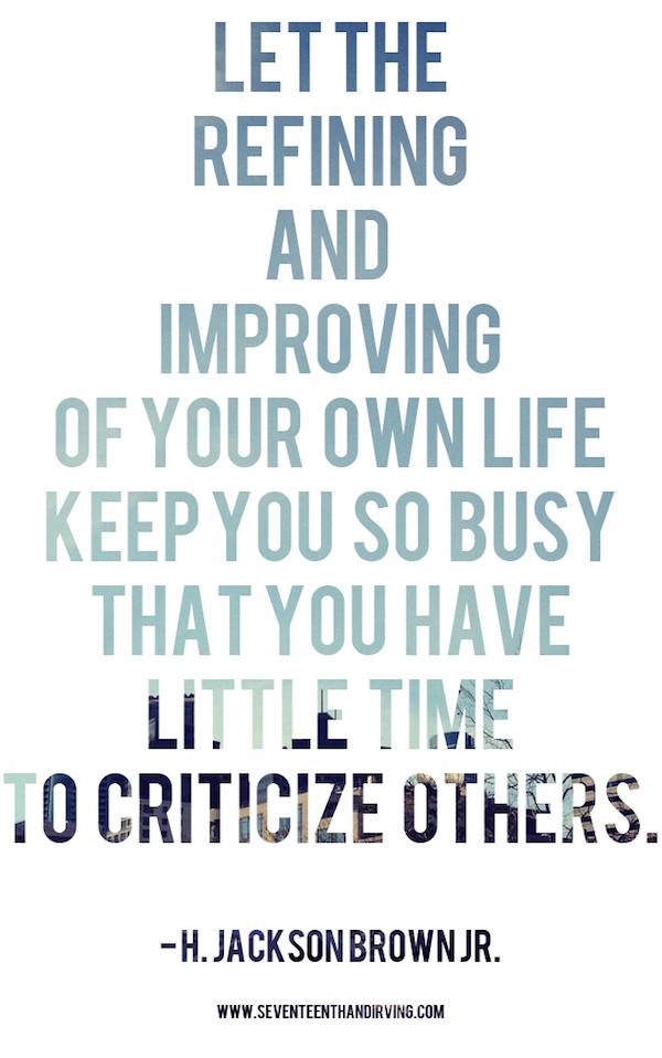 Criticize quote #4