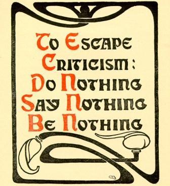 Critics quote #6