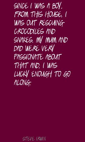 Crocodiles quote #2
