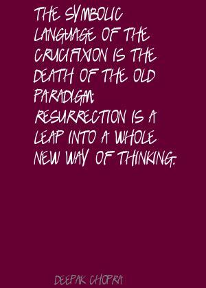 Crucifixion quote #2